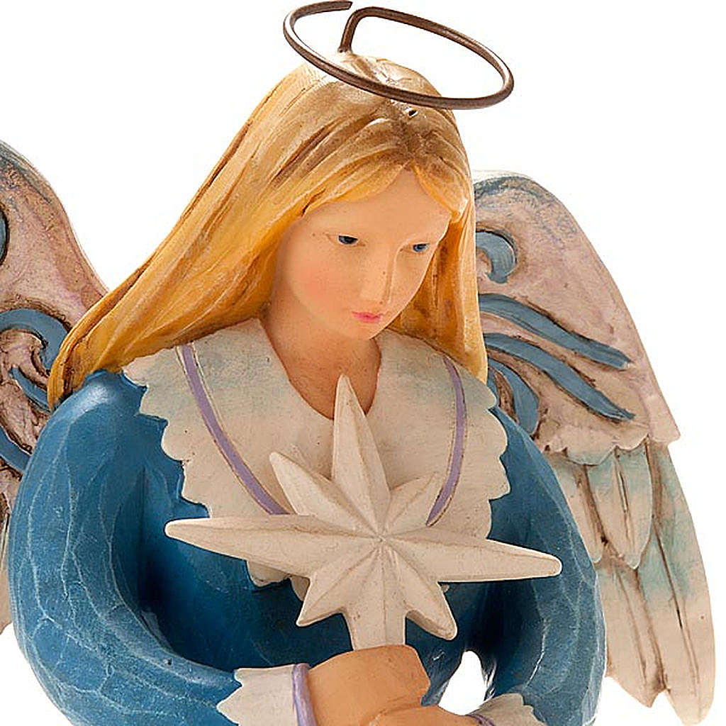 Christmas angel A star shall guide us 3