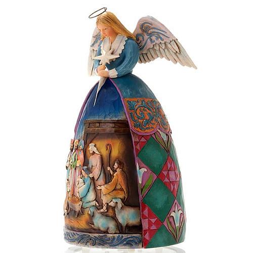 Ange de Noel carillon, A star shall guide us 3