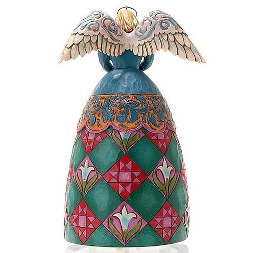 Christmas angel music box, a star shall guide us 4
