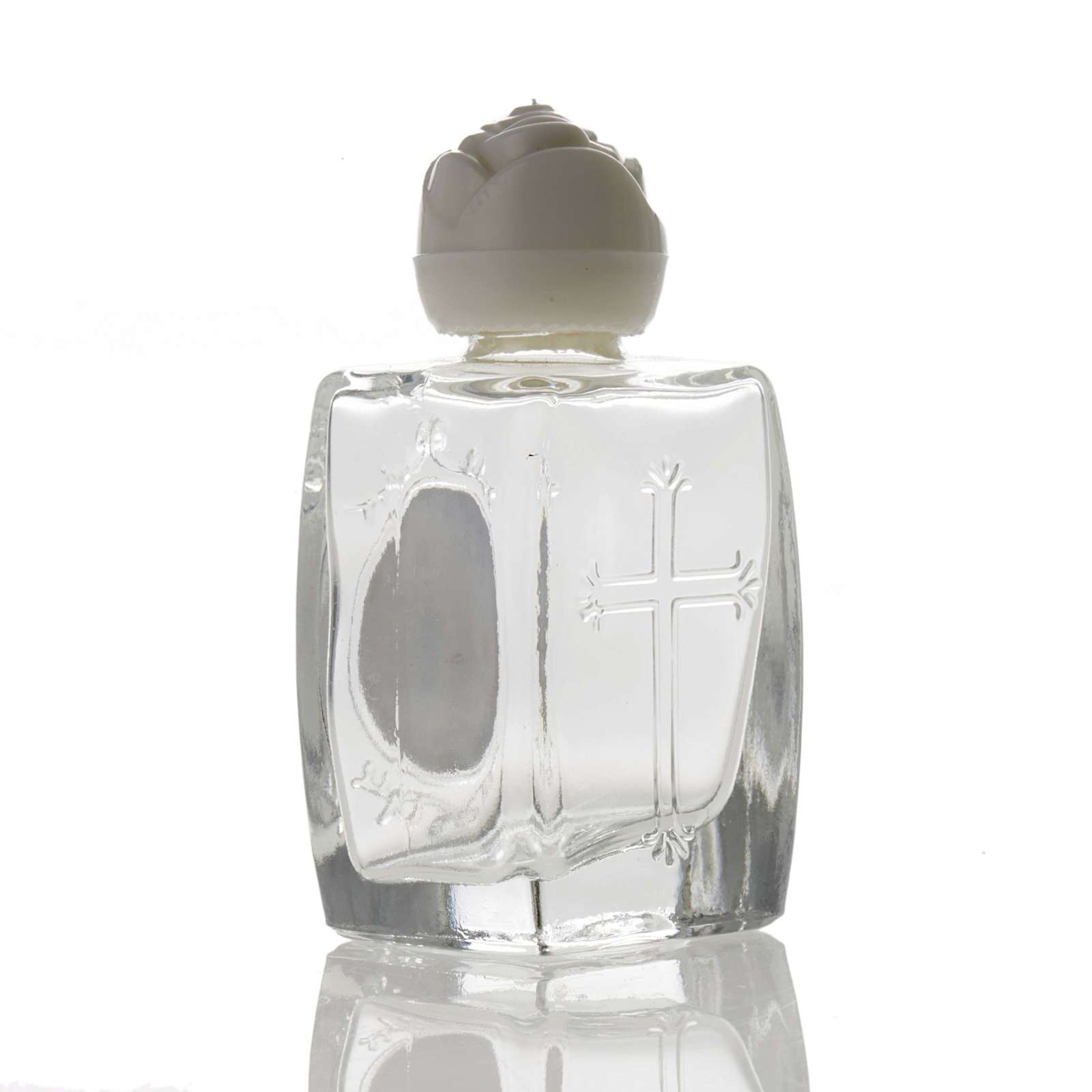Our Lady of Lourdes holy water bottle 3