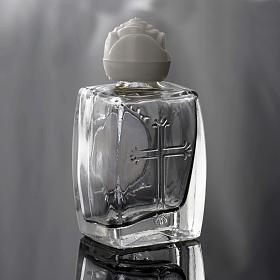 Botella Virgen de Lourdes - corazón s4