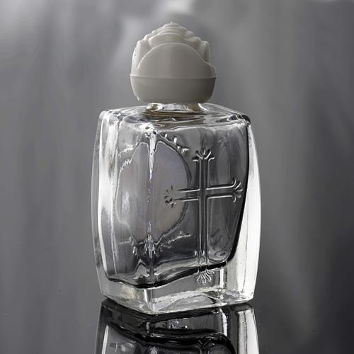 Botella Virgen de Lourdes - corazón 4