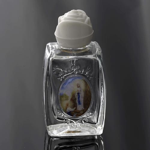 Our Lady of Lourdes holy water bottle 5