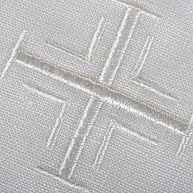 Servizio da messa puro lino 5 pezzi s2