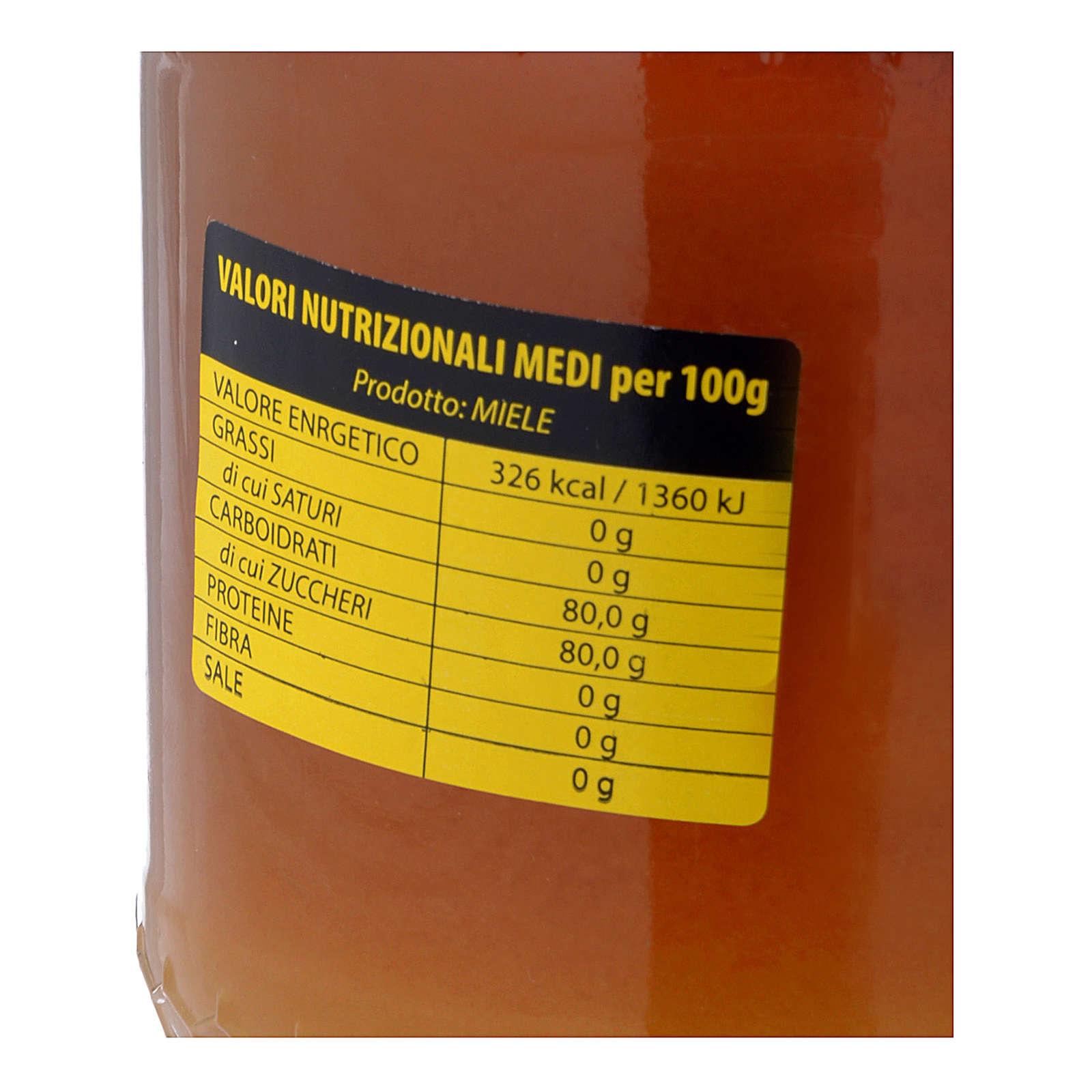 Miel de eucalipto 500 gr.- Abadía de S. Maria de Finalpia 3