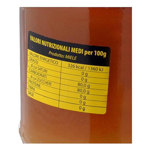 Miel de eucalipto 500 gr.- Abadía de S. Maria de Finalpia 2