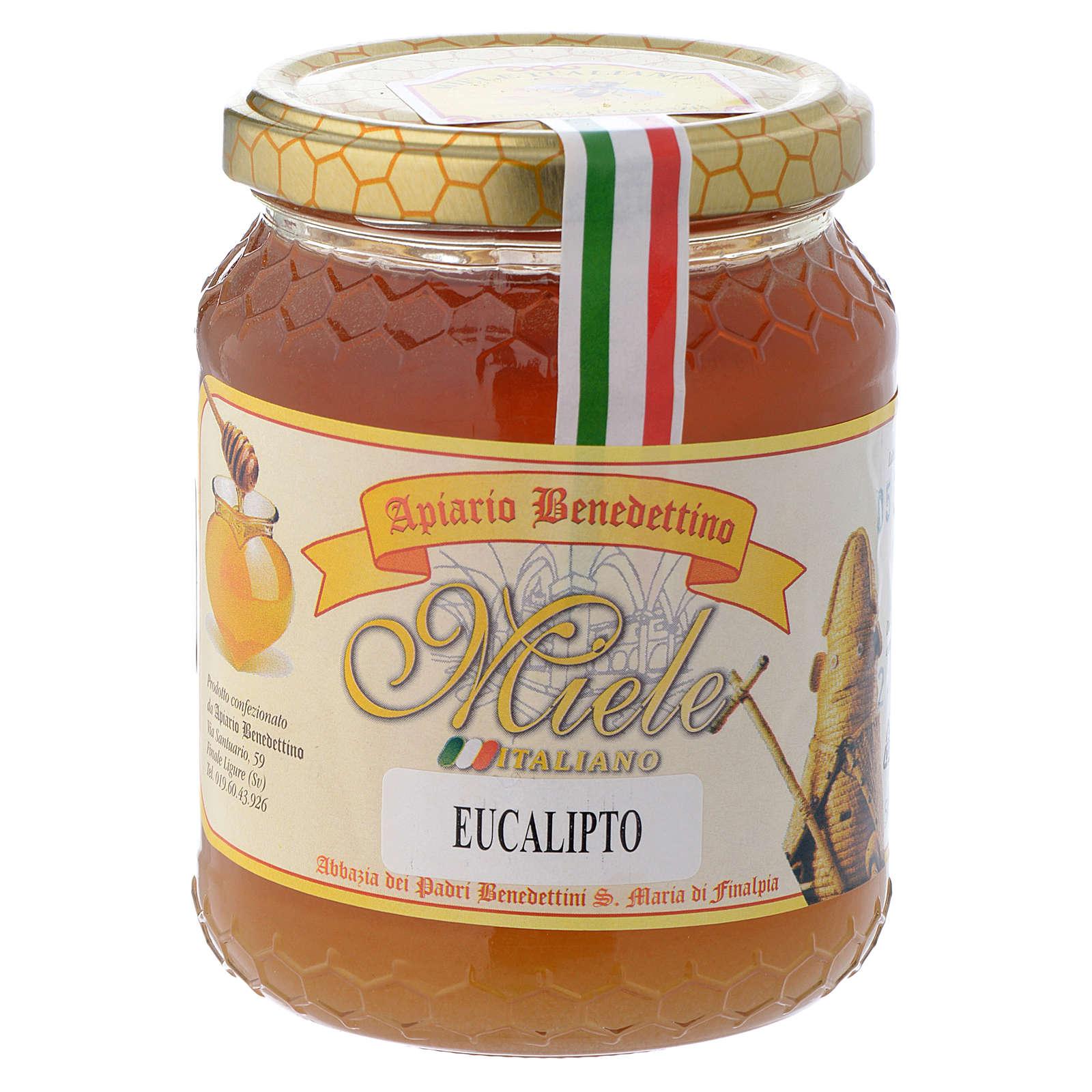 Miele d'Eucalipto 500 gr Abbazia S. Maria di Finalpia 3