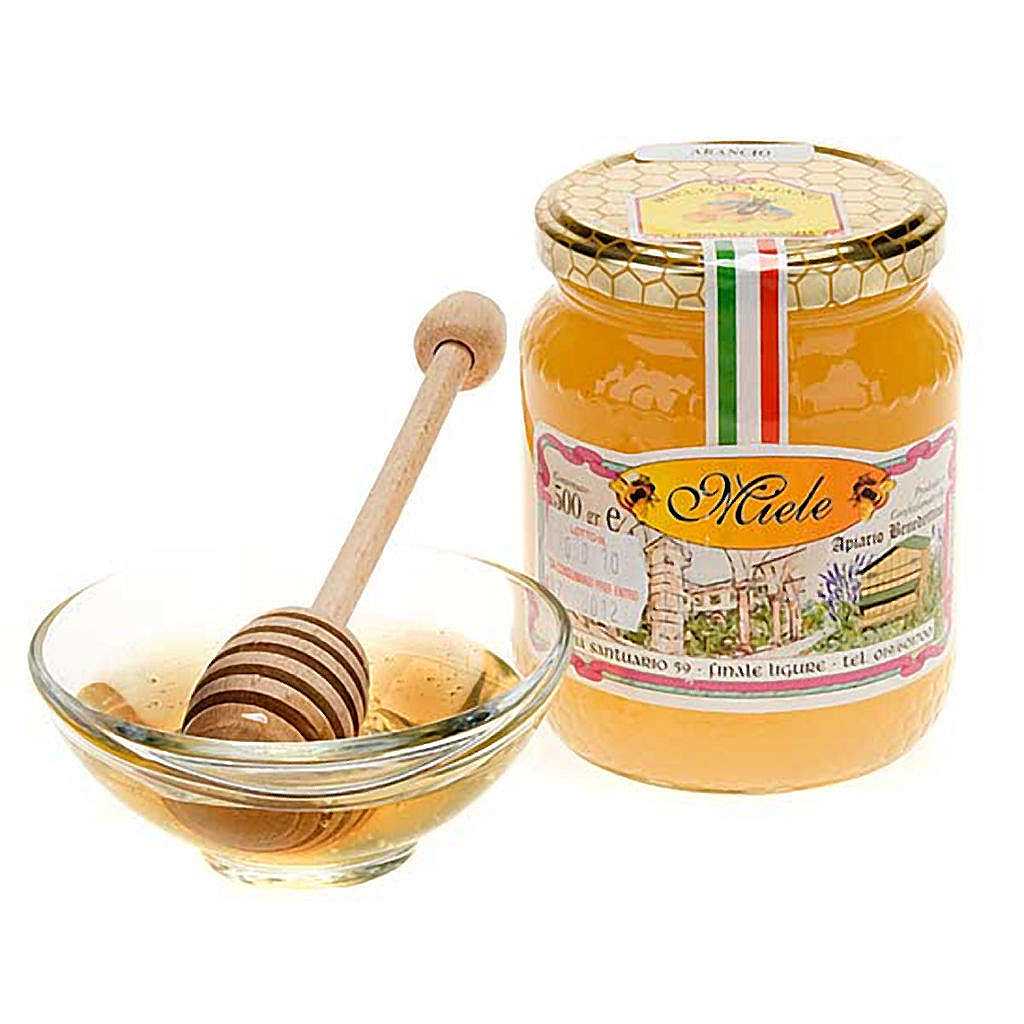 Miel de Naranja 500 gr. Abadía de Finalpia 3