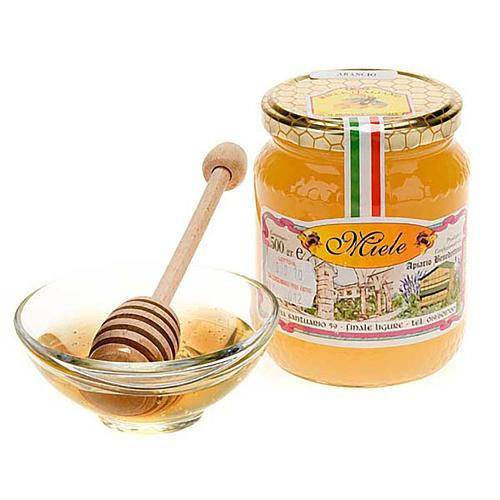 Miel de Naranja 500 gr. Abadía de Finalpia 1