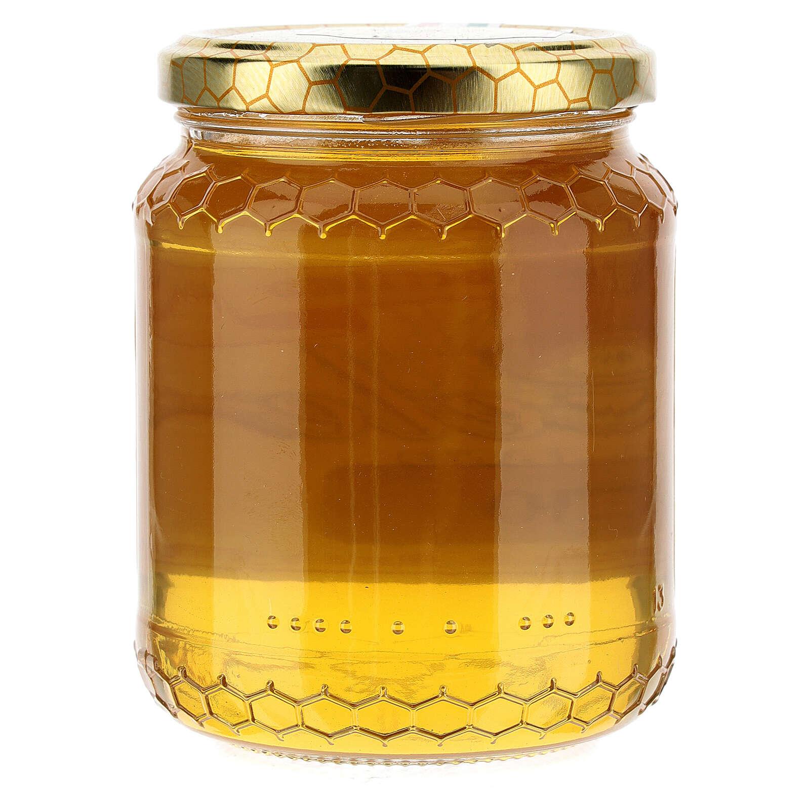 Miele d'Arancio 500 gr Abbazia S. Maria di Finalpia 3