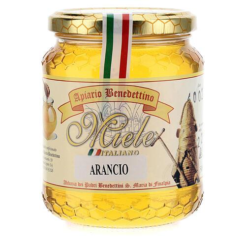 Miele d'Arancio 500 gr Abbazia S. Maria di Finalpia 1