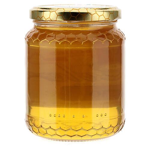 Miele d'Arancio 500 gr Abbazia S. Maria di Finalpia 2