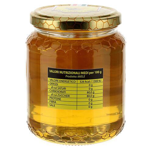 Miel de acacia 500 gr. Abadía de Finalpia 2