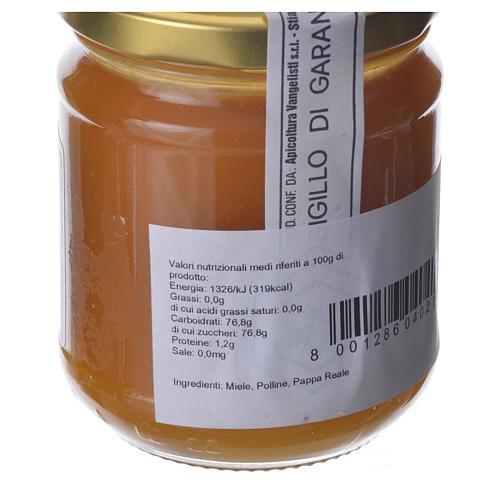 MI POL GEL , honey pollen and royal jelly preparation of Camaldoli 250 cm 2