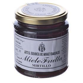 MieleFrutta Mirtillo 400 gr Camaldoli s1