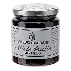 Honey with blackberry flavor 400g Camaldoli s1