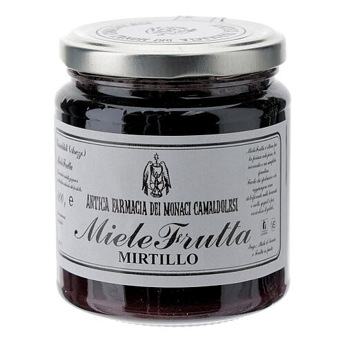 Honey with blackberry flavor 400g Camaldoli 1