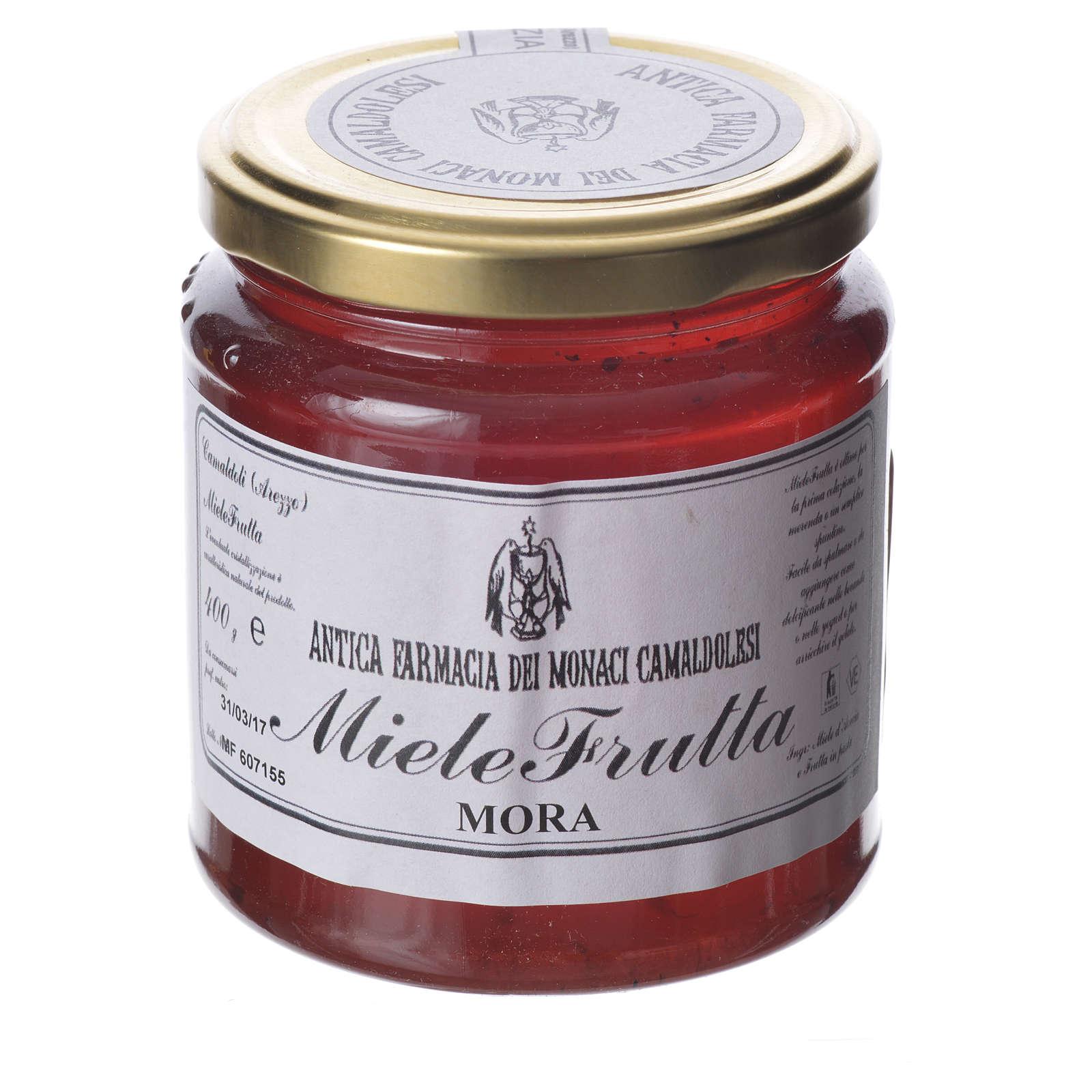 Honey with blackberry flavor 400g Camaldoli 3