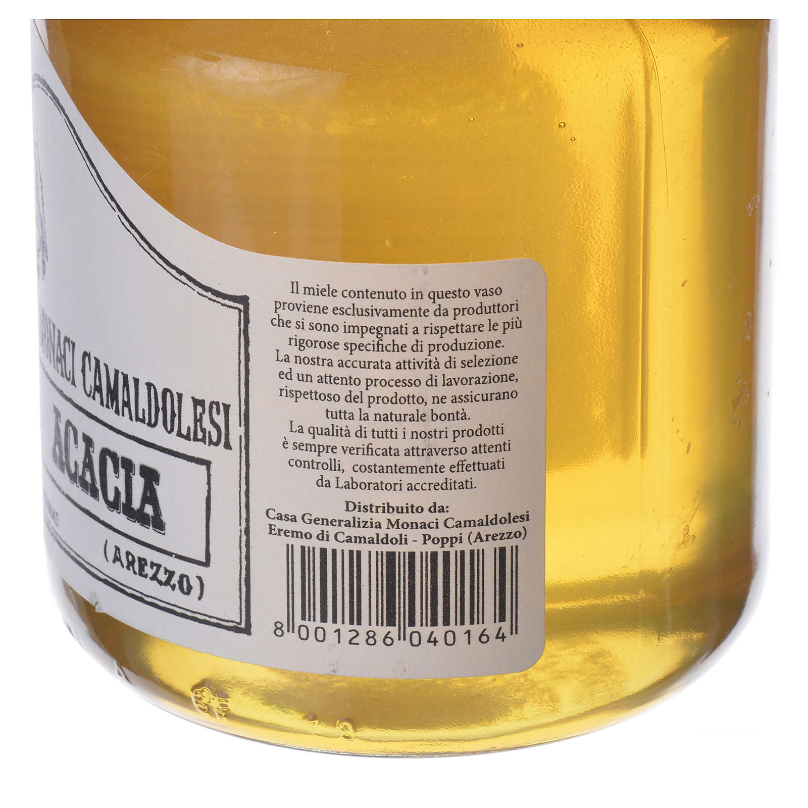 Acacia honey 500gr Camaldoli 3