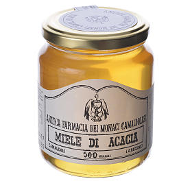 Products from the hive: Acacia honey 500gr Camaldoli