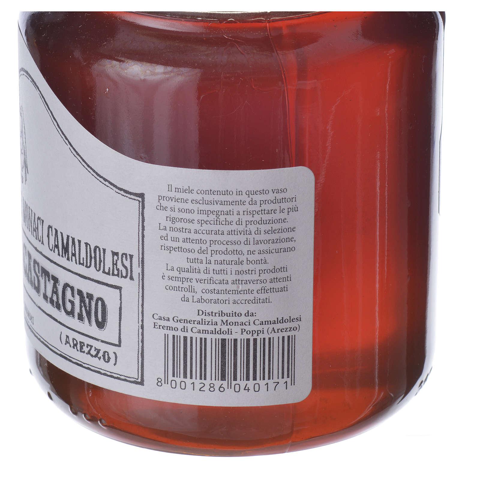 Miele di castagno 500 gr Camaldoli 3