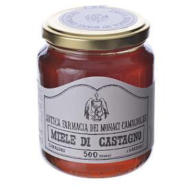 Prodotti dell'alveare: Miele di castagno 500 gr Camaldoli
