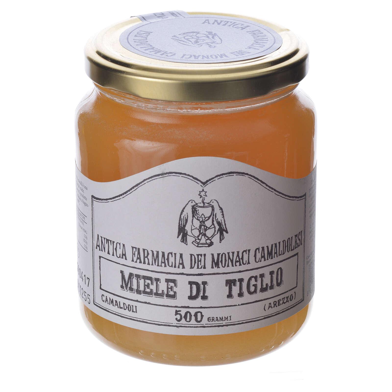 Miel de tilo 500 gr Camaldoli 3