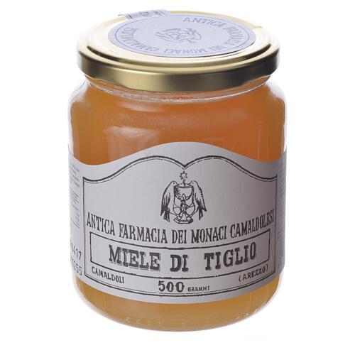 Miel de tilo 500 gr Camaldoli 1