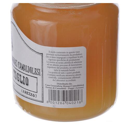 Miel de tilo 500 gr Camaldoli 2