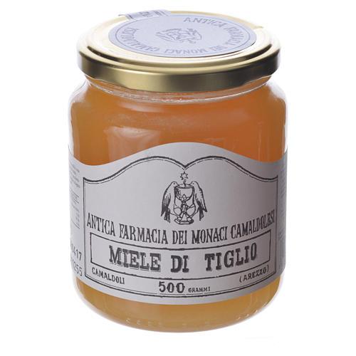 Miele di tiglio 500 gr Camaldoli 1