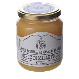 Products from the hive: Thousand flowers honey 500gr Camaldoli