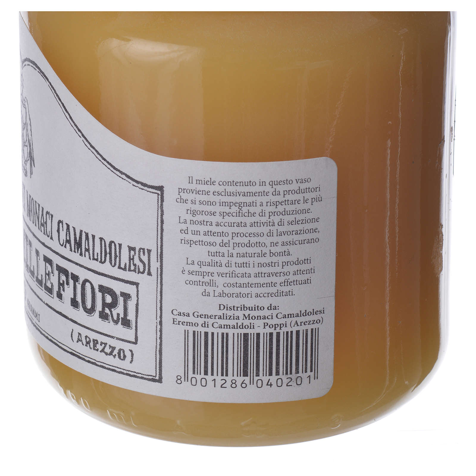 Miele millefiori 500 gr Camaldoli 3