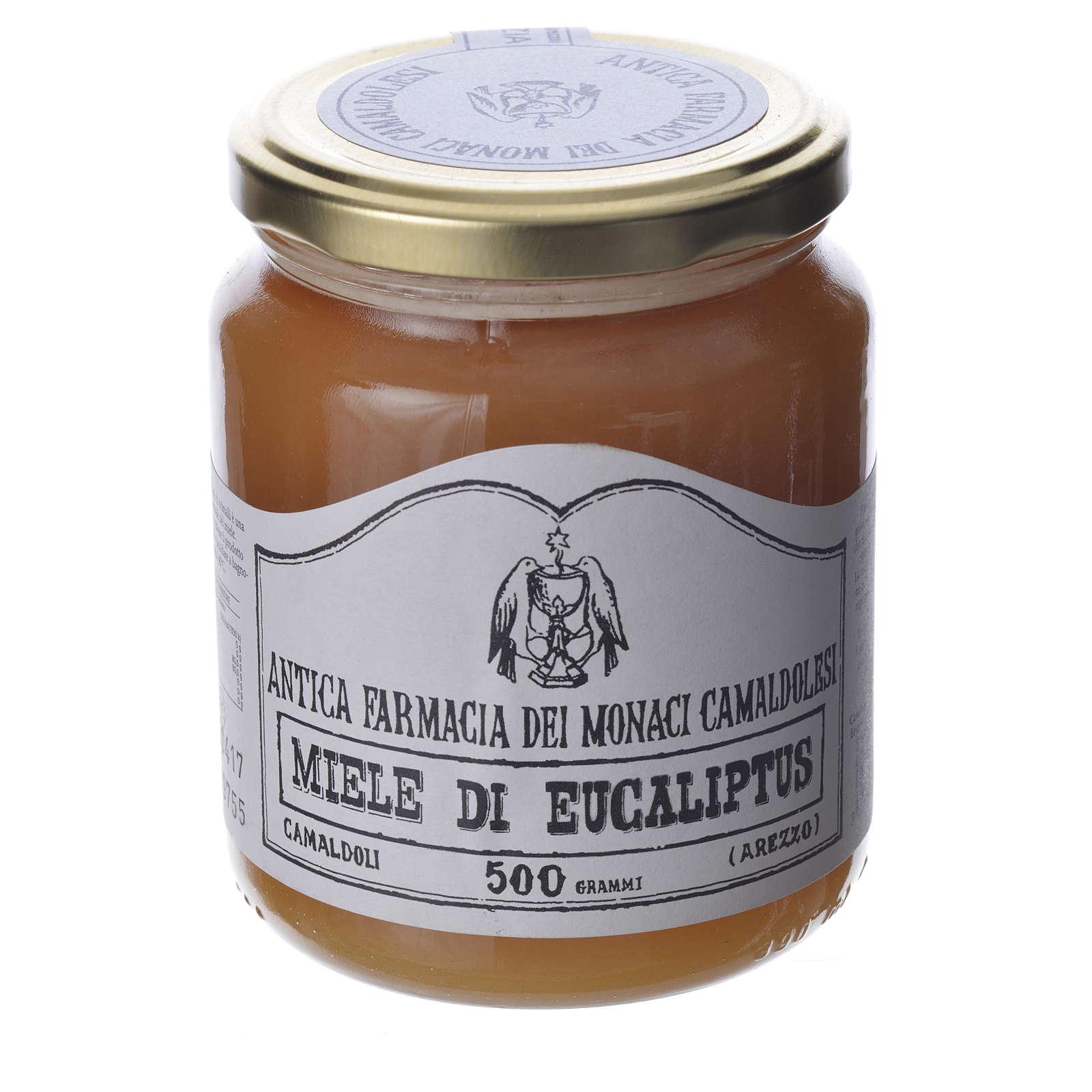 Miele di eucaliptus 500 gr Camaldoli 3