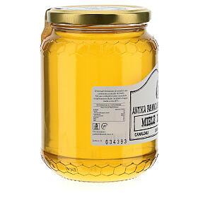 Acacia honey 1000 gr Camaldoli s3