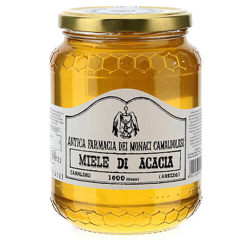 Acacia honey 1000 gr Camaldoli 1