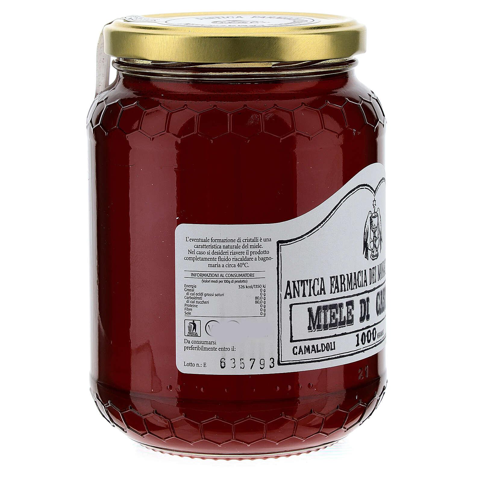 Miel de Châtaigner 1000 gr Camaldoli 3