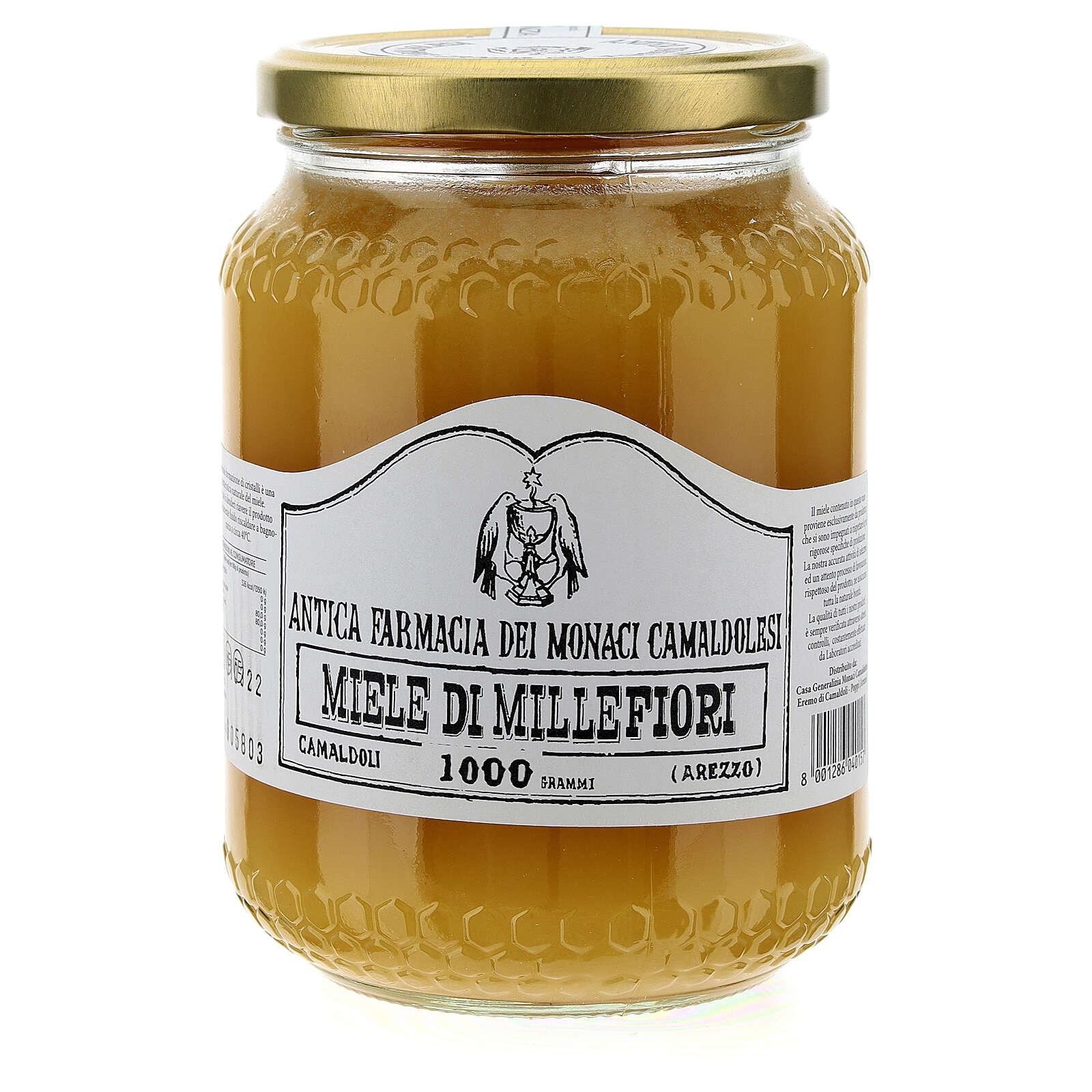 Wildflower honey 1000 gr Camaldoli 3