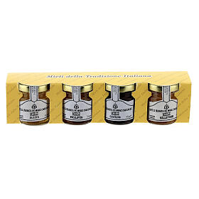 Mini pots de miel 4x50 gr Camaldoli s1