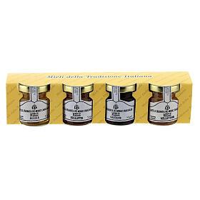 Honey blister pack 4x50 g Camaldoli s1