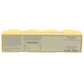Honey blister pack 4x50 g Camaldoli s5