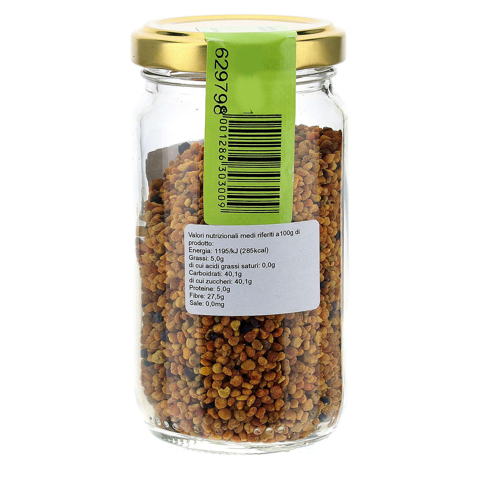 Polline di Fiori Ricostituente 100 gr Camaldoli 3
