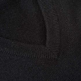STOCK 100% cachemire V-neck waistcoat s3