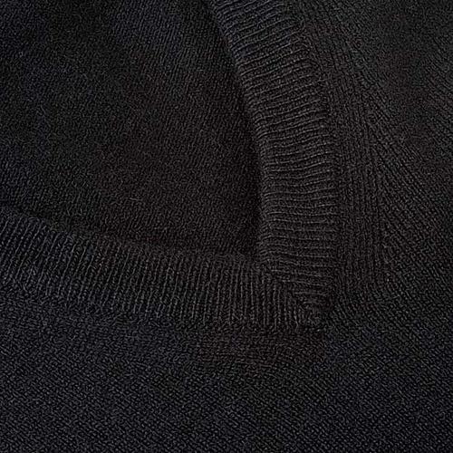 STOCK 100% cachemire V-neck waistcoat 3