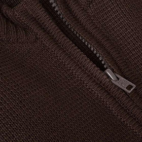 Habit waistcoat with zip and pockets s3