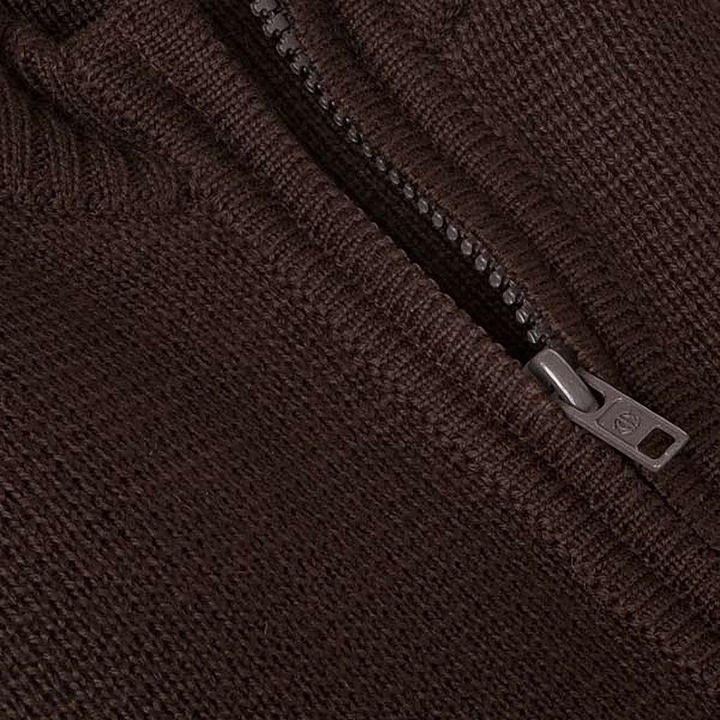 Gilet pour habit religieux, zip et poches 4