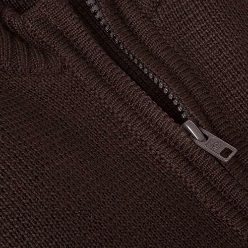 Gilet pour habit religieux, zip et poches 3