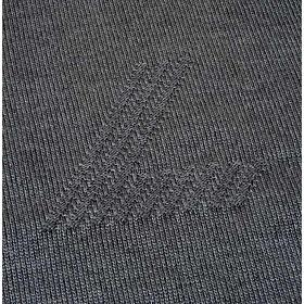 Girocollo lana con motivo s3