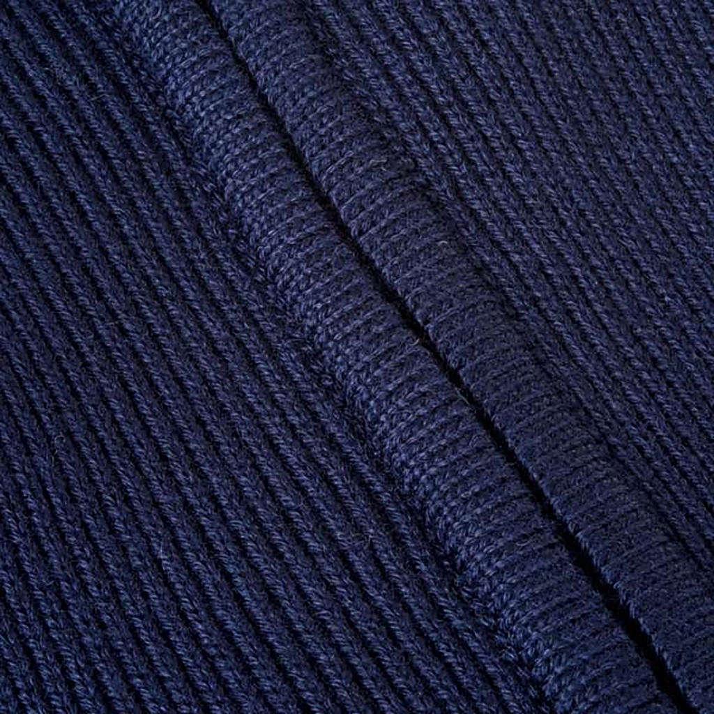 0a285a76e8019 Chaqueta cuello polo azul 4