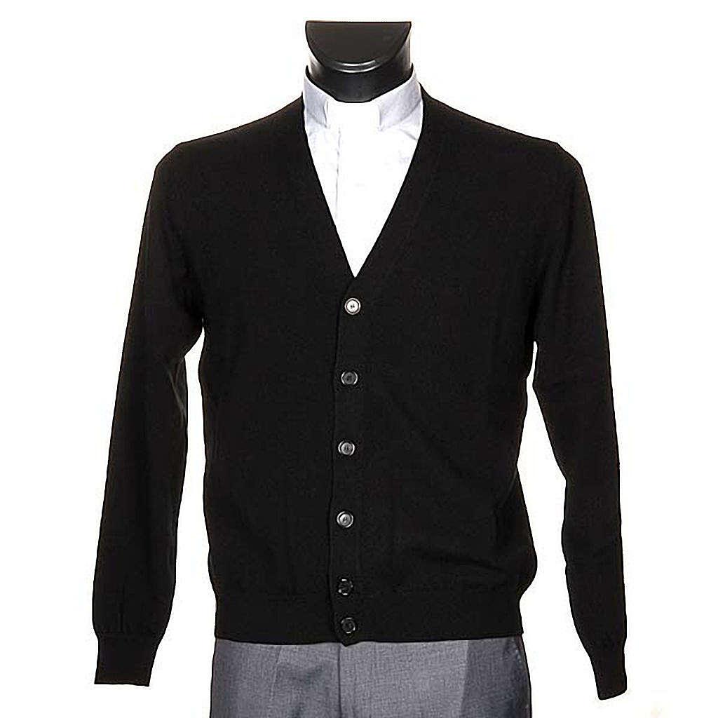 STOCK 100% cachemire jacket 4