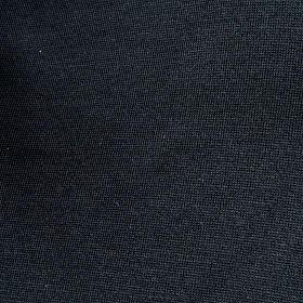 Polo manica corta  filo di Scozia nero s2